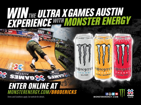Monster Energy Competition