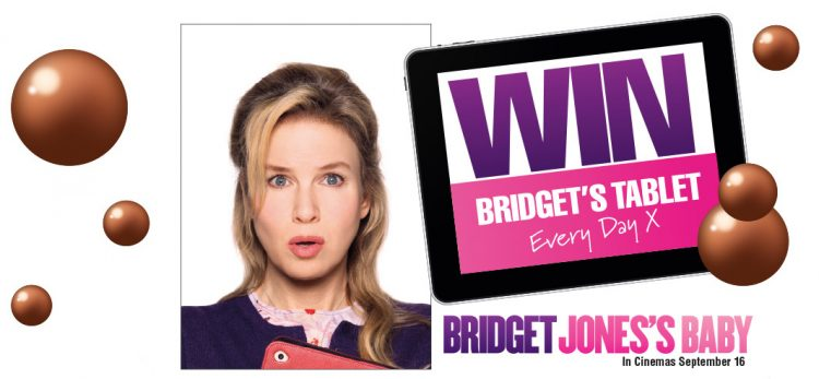 WIN with Bridget Jones