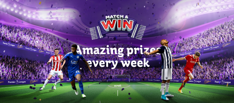 Cadburys Match & Win